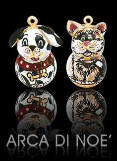 ARCA DI NOÉ by JOKINORO Jokinoro is a collection of limited edition pendants in gold an enamel. http://www.jokinoro.it