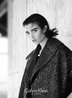 Calvin Klein Platinum Fall/Winter 2015 Campaign