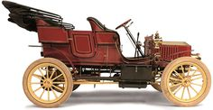 1906 STANLEY 20-HP MODEL F TOURING CAR