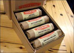 salami packaging design - Google Search