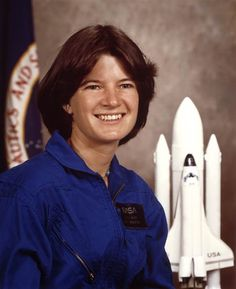 First US woman in space, Sally Ride, dies at 61 (Photo: - / AFP/Getty Images)