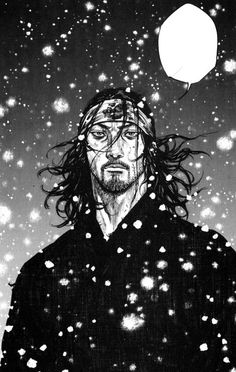 Manga Anime, Male Manga, Manga Art, Anime Art, Manga Illustration, Digital Illustration, Vagabond Manga, Inoue Takehiko, Samurai Artwork
