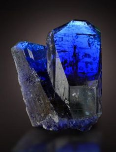 Tanzanite - Anton Watzl Minerals