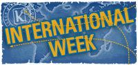 It's International Week at the main campus! Check out this week's remaining activities here ~