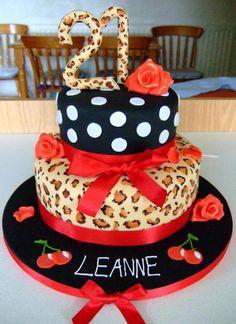 Rockabilly My Cake Creations