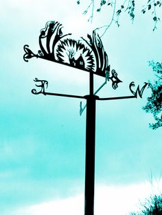 Weathervane Tam O'Shanter sculpture