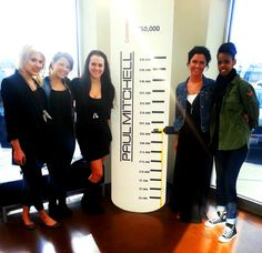 Paul Mitchell-FUNraising! How we give back and why we do it! :)