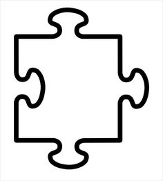 Puzzle Piece Template 19+ Free PSD, PNG, PDF Formats Download ... - ClipArt Best - ClipArt Best
