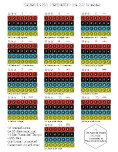 Calendario Maya. Sincronario e histórico. Horóscopo maya. Conocé tu signo-kin maya.