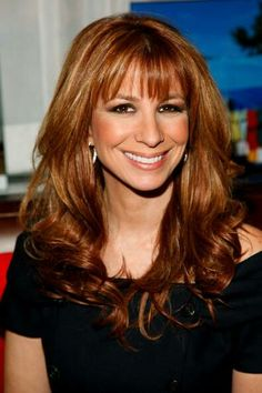 Jill Zarin from real housewives of New York. I LOVE HER HAIR!!