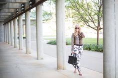 Mix to Match #floral #cheetahprint #blogger #fashion  www.katalinagirl.com