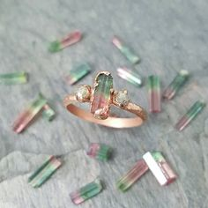 Tourmaline Ring, $1195