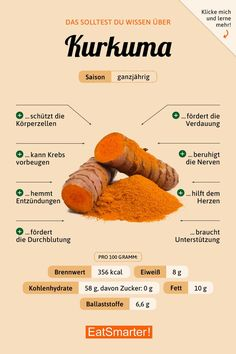 Turmeric in Ayurveda the meaning! You should know that about turmeric. # nutrition # turmeric The post Turmeric in Ayurveda the meaning! appeared first on Star Elite. Healthy Foods To Eat, Healthy Drinks, Healthy Tips, Healthy Eating, Healthy Recipes, Ayurveda, Diet And Nutrition, Holistic Nutrition, Crunches