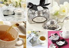 Coffee & Tea Favor collection for weddings, bridal showers, baby showers, anniversarys, and special events.