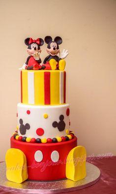 Mickey & Minnie .