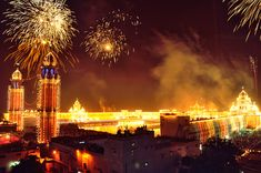 The FESTIVAL OF LIGHTS in Amritsar, Punjab India