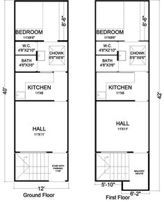 Indian house design, small house design, house plan with elevation, Nikshail House Design 2bhk House Plan, Narrow Lot House Plans, Model House Plan, Duplex House Plans, Best House Plans, House Floor Plans, House Front Wall Design, Duplex House Design, Small House Design