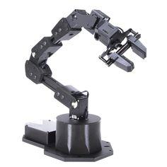 Robot Hand, Diy Robot, Mechanical Arm, Mechanical Design, Birthday Wishes For Myself, Robot Design, Futuristic Design, Arduino, Custom Cars