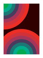 Pleased (2013) // Geometric Art by Gary Andrew Clarke