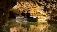 Forrás: tavasbarlang.hu/Tapolca Hungary, Maine, Boat, Nature, Travel, Dinghy, Naturaleza, Viajes, Boats
