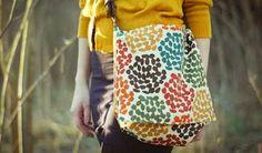 Braided Leather Belt Messenger Bag @Penny Douglas-Purse-Patterns.com | Free Purse Patterns