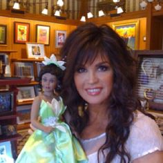 Marie Osmond Dolls-Angie and I have a collection of these dolls.  They are beautiful.  I actually met Marie at one of her doll shows and she signed my dolls.  A beautiful lady...