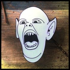 Bat Boy Glow in the Dark Enamel Pin sold by tittybats. Shop more products from tittybats on Storenvy, the home of independent small businesses all over the world.