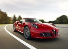 2014 Alfa Romeo First Drive - Automobile Magazine - Automobile Magazine Alfa 4c, Alfa Romeo 4c, Alfa Romeo Spider, Alfa Romeo Cars, Alfa Cars, Luxury Car Brands, Best Luxury Cars, Chasing Cars, First Drive