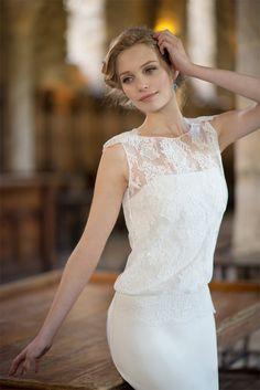 Fabienne Alagama | Robe de mariée: Julie | Crédits: Fabienne Alagama | Donne-moi ta main - Blog mariage