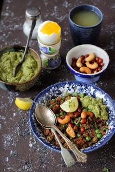 AMARANTH UPMA / रामदाना / राजगीरा का उप्मा (Savory Amaranth Porridge)