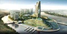 The China Green Building (Hong Kong) Council wants to see Hong Kong become a model city for green buildings. Photo credit: China Green Building (Hong Kong) Council