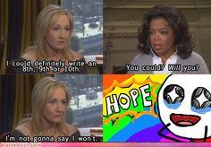 Celebrity Pictures - J.K. Rowling, Oprah
