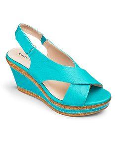 Cushion Walk Wedge Sandals EEE Fit | Marisota