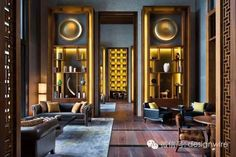 [10] featurette Masters lead 10 most characteristic Park Hyatt hotel design