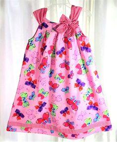 Bonnie Jean Girls Pink Elephant Animal Print Spring Summer Dress 2T 3T 4T New