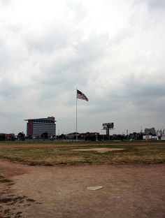 This is what is left of Tigers Stadium.....literally makes me want to cry.