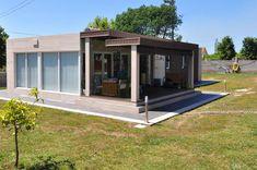 Una casa prefabbricata di 100 m²! https://www.homify.it/librodelleidee/455174/una-casa-prefabbricata-di-100-m