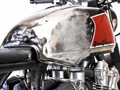MotoHangar - vintage japanese motorcyles and custom cafe racers