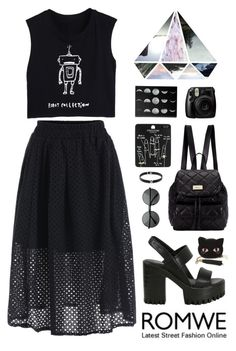 """Romwe 3"" by scarlett-morwenna ❤ liked on Polyvore"