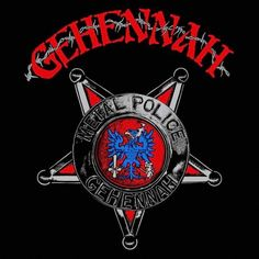 THRASHDEATHGERA: Gehennah - Metal Police (2015)   Black/Thrash Meta...