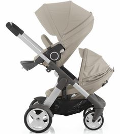 Stokke Crusi Stroller in Black Melange 291201 Love the look of this double. B - Double Stroller - Ideas of Double Stroller - Stokke Crusi Stroller in Black Melange 291201 Love the look of this double. But SO expensive Baby Equipment, No Equipment Workout, Double Strollers, Baby Strollers, Toddler Stroller, Convertible Stroller, Jogging Stroller, How To Have Twins, Baby Carriage