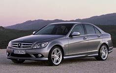 Mercedes C Class - I want to drive one of these