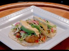 Recipe for Battered Shrimp Tacos - Authentic Mexican Recipes, Mexican Food Recipes, Ethnic Recipes, Corn Tortilla Recipes, Yami Yami, Mexican Shrimp, Shrimp Tacos, Corn Tortillas, Fish And Seafood