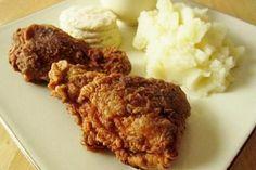 Baptist Church Fried Chicken Wings Recipe