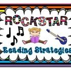 A perfect addition to any Rock and Roll themed classroom. Use these 7 Reading Strategy posters to display on a reading bulletin board in your cla...