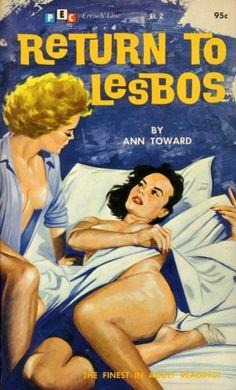 Lesbian Pulp Fiction cover