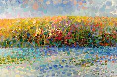 Angelo Franco  Hudson River Landscape