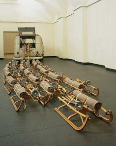 Joseph Beuys The Pack 1969