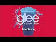 Telephone - Glee [HD] - YouTube