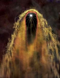 """Google+        El púlsar """"Viuda Negra"""" se está moviendo a través de la galaxia a una velocidad de casi un millón de kilómetros por hora"""